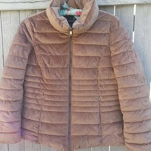 London Fog Heavy Duty Plush Puffer Jacket